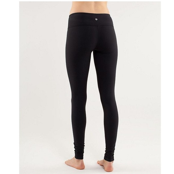 lululemon athletica pants lululemon black leggings 46